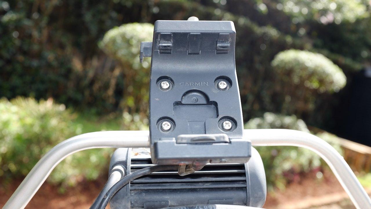 GPS mount
