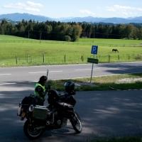 Oostenrijk op weg naar Kroatië
