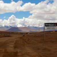 Lagunas Route