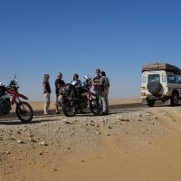 Ontmoeting in de woestijn