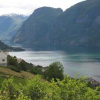 Fjorden in Noorwegen