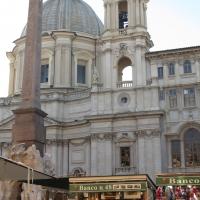 Met de zon in ons gezicht naar Rome