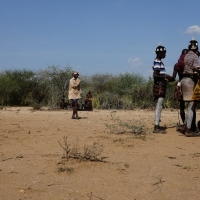 Turkana Route II - Bull Jumping