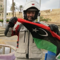 Welcome to Libya!