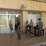 Wachten op de boot in Aswan 13
