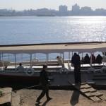 Wachten op de boot in Aswan 17