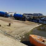 Wachten op de boot in Aswan 5