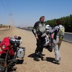 Kletsen in Khartoum 10