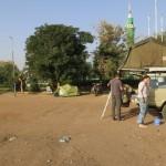 Kletsen in Khartoum 7