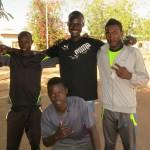 Kletsen in Khartoum 9