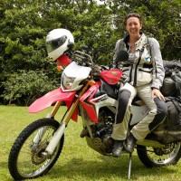 Motorbike traveller (1)